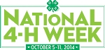 Cover photo for 2014 National 4-H Week