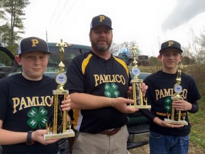 Cover photo for Jr Shooting Sports Team Brings Home Hardware
