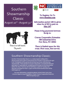 Cover photo for Southern Showmanship Classic