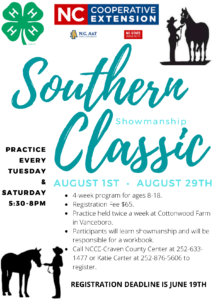 Cover photo for Southern Showmanship Classic Horse Show
