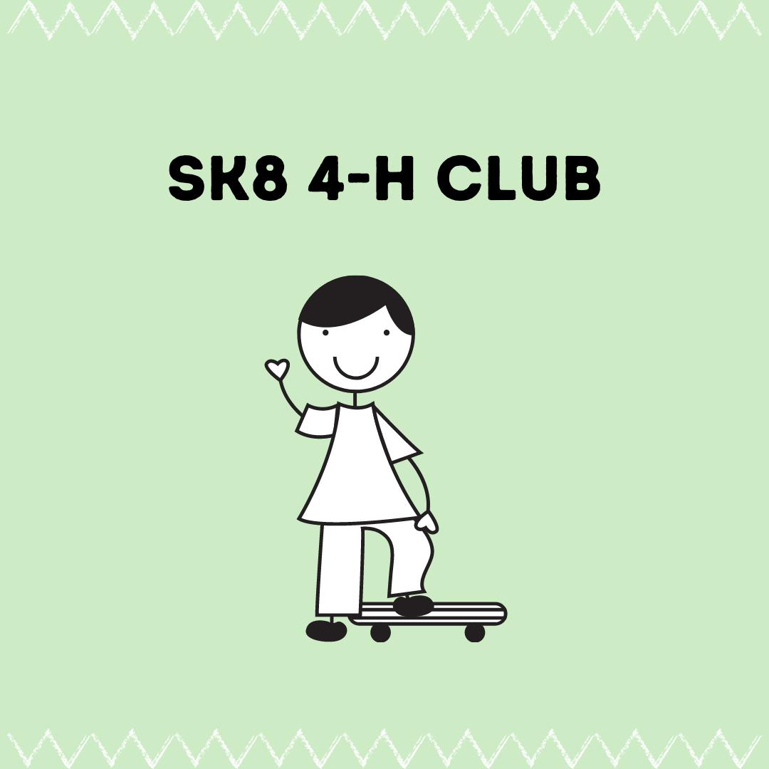 Sk8 4-H Club