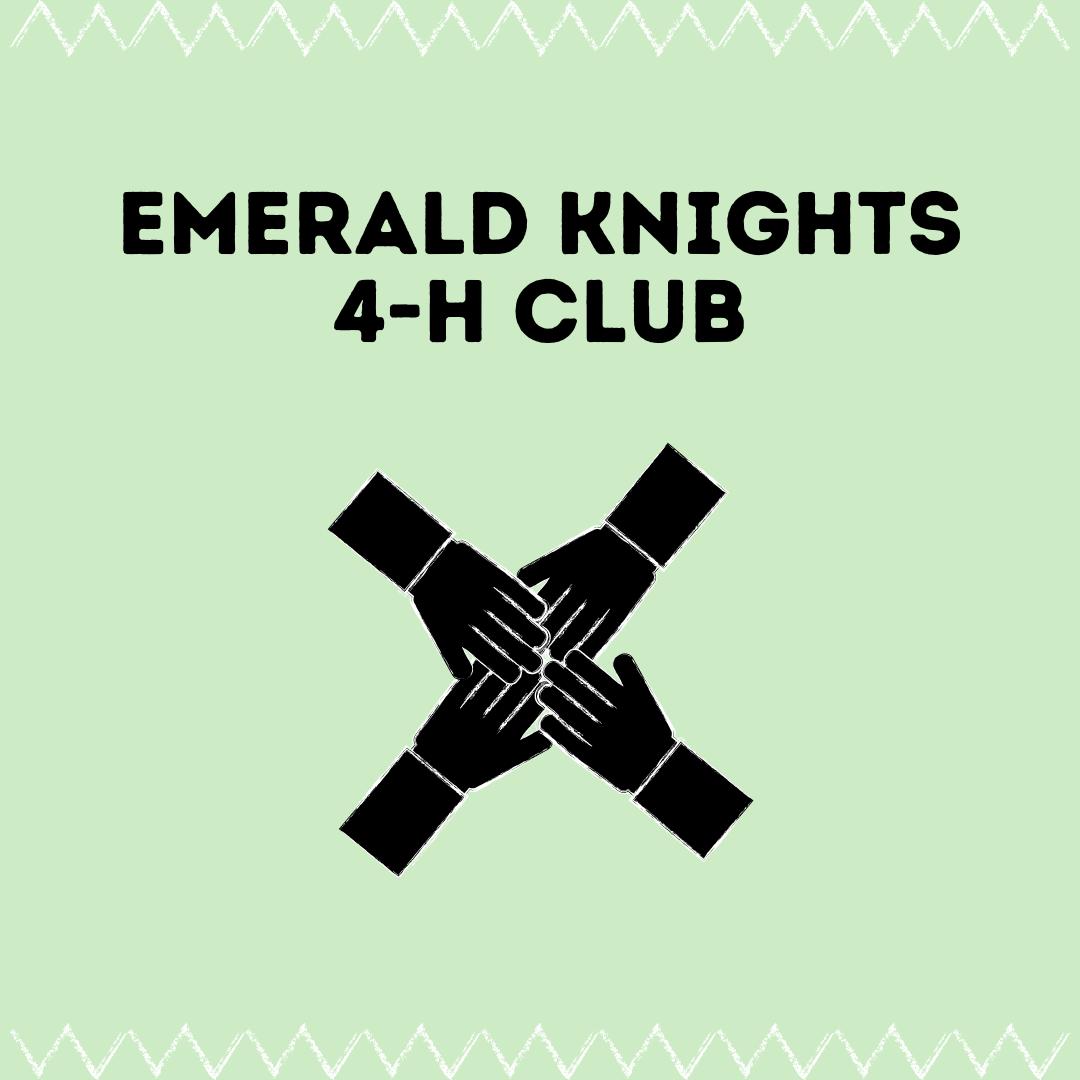 Emerald Knights 4-H Club