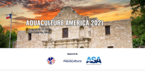 Cover photo for Aquaculture America - 2021