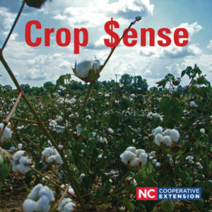 Cover photo for Crop Sense: The Podcast!